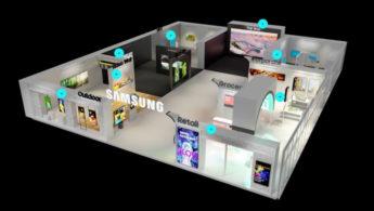 Η Samsung στο Visual Experience Showcase 2020